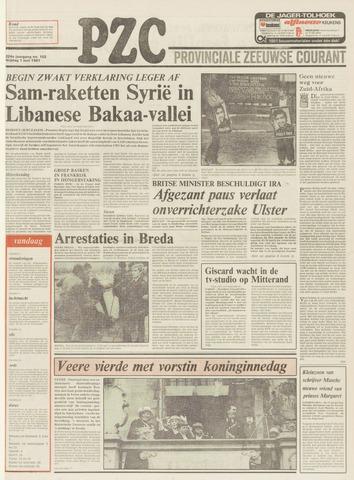 Provinciale Zeeuwse Courant 1981-05-01