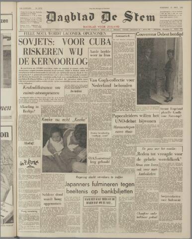 de Stem 1962-09-12