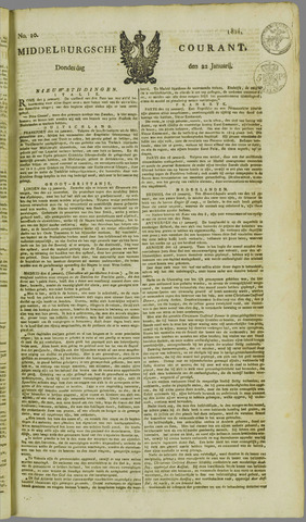 Middelburgsche Courant 1824-01-22