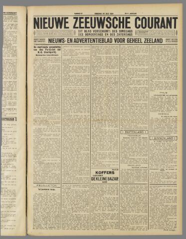 Nieuwe Zeeuwsche Courant 1934-07-24