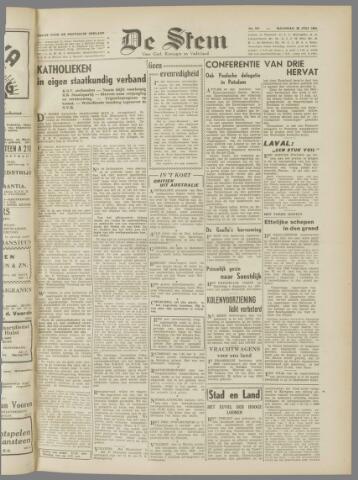 de Stem 1945-07-30