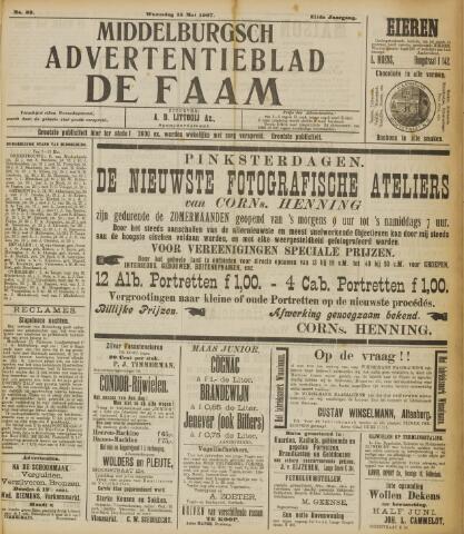 de Faam en de Faam/de Vlissinger 1907-05-15