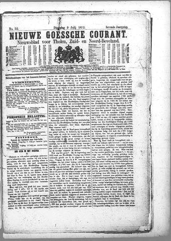 Nieuwe Goessche Courant 1872-07-09