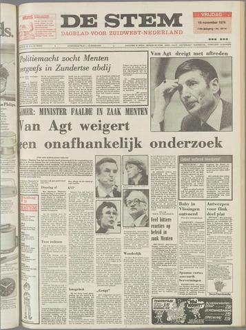 de Stem 1976-11-19