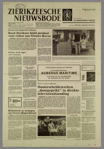 Zierikzeesche Nieuwsbode 1982-08-24