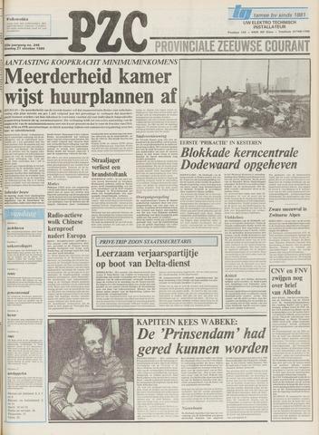 Provinciale Zeeuwse Courant 1980-10-21