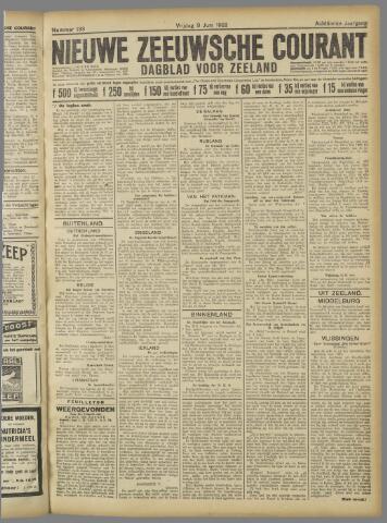 Nieuwe Zeeuwsche Courant 1922-06-09