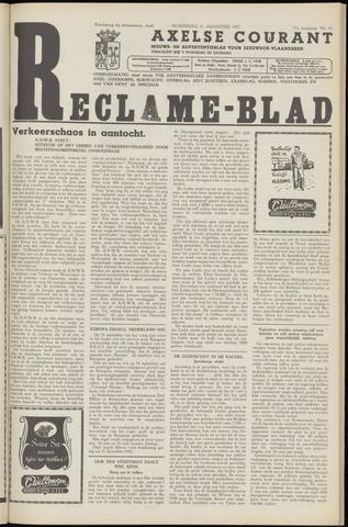 Axelsche Courant 1957-08-21