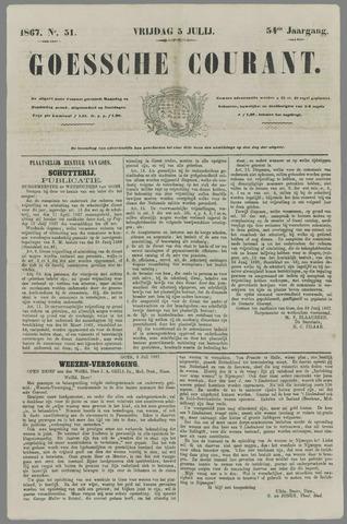 Goessche Courant 1867-07-05