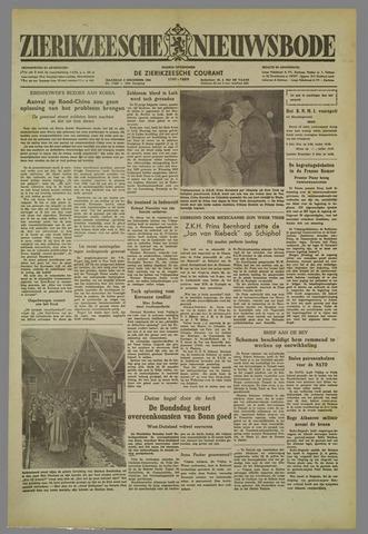 Zierikzeesche Nieuwsbode 1952-12-08