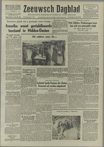Zeeuwsch Dagblad 1956-04-26