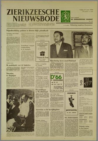 Zierikzeesche Nieuwsbode 1970-03-13