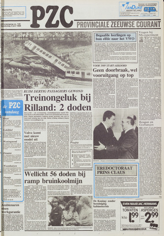 Provinciale Zeeuwse Courant 1988-06-02