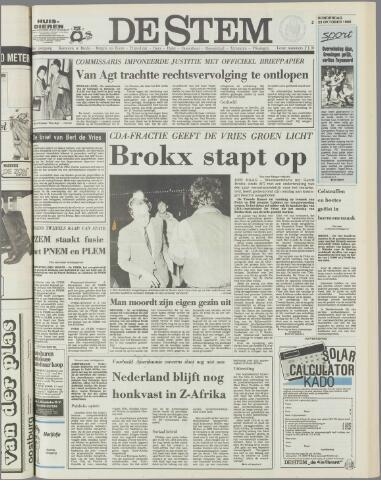 de Stem 1986-10-23