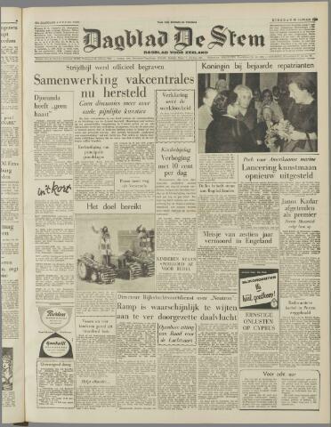 de Stem 1958-01-28
