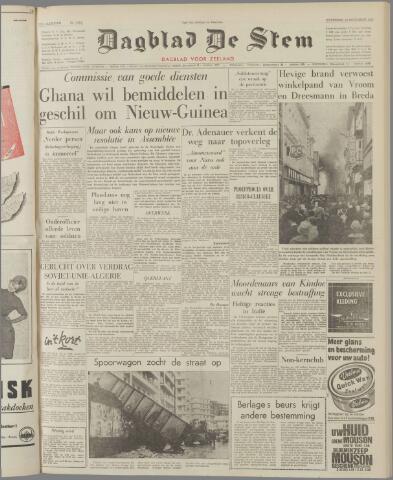 de Stem 1961-11-18