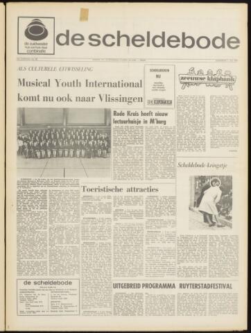 Scheldebode 1971-07-01