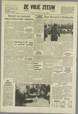 de Vrije Zeeuw 1969-04-11