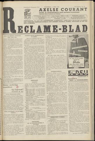 Axelsche Courant 1956-04-11