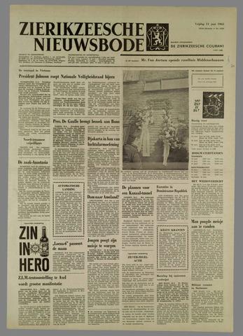 Zierikzeesche Nieuwsbode 1965-06-11