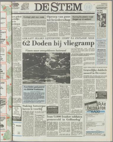 de Stem 1986-12-27