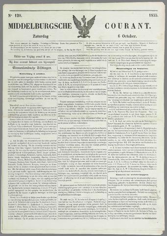Middelburgsche Courant 1855-10-06