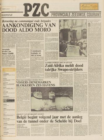 Provinciale Zeeuwse Courant 1978-05-06