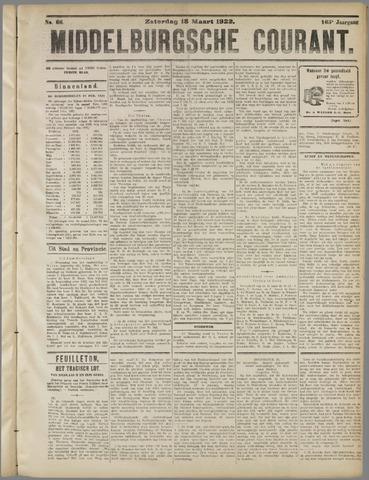 Middelburgsche Courant 1922-03-18