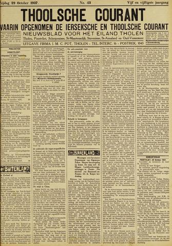 Ierseksche en Thoolsche Courant 1937-10-29