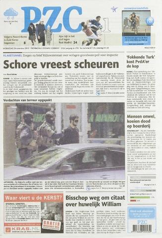 Provinciale Zeeuwse Courant 2010-11-24