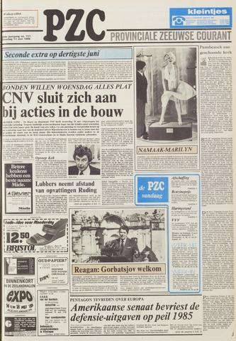 Provinciale Zeeuwse Courant 1985-05-11
