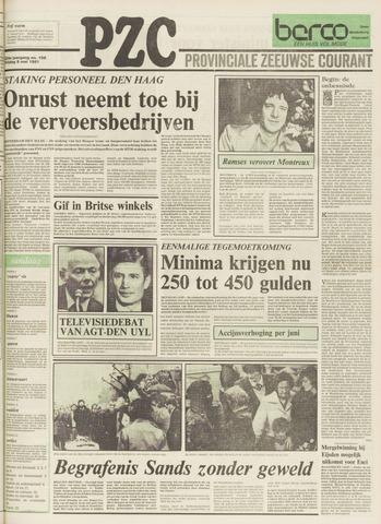 Provinciale Zeeuwse Courant 1981-05-08