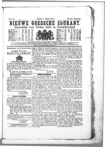 Nieuwe Goessche Courant 1872-03-01