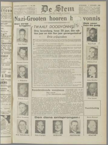 de Stem 1946-10-02