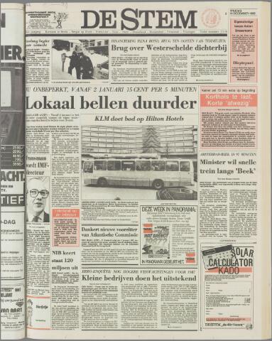 de Stem 1986-12-19