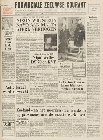 Provinciale Zeeuwse Courant 1972-01-12