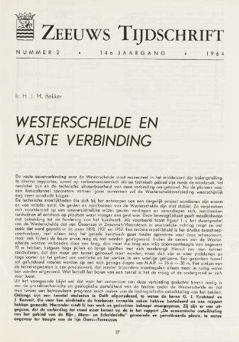 Zeeuws Tijdschrift 1964-03-01