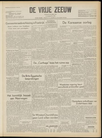 de Vrije Zeeuw 1953-04-28