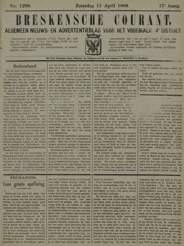 Breskensche Courant 1908-04-11