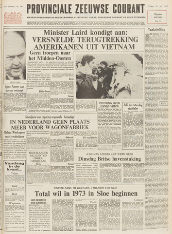 Provinciale Zeeuwse Courant 1970-07-10
