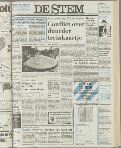 de Stem 1981-06-12