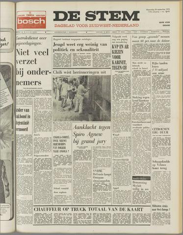 de Stem 1973-09-26