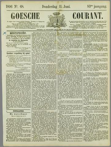 Goessche Courant 1896-06-11