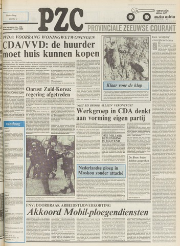 Provinciale Zeeuwse Courant 1980-05-21