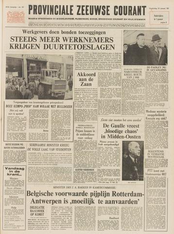 Provinciale Zeeuwse Courant 1969-01-30