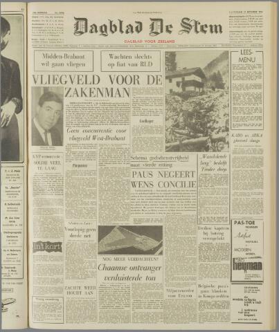 de Stem 1964-11-21
