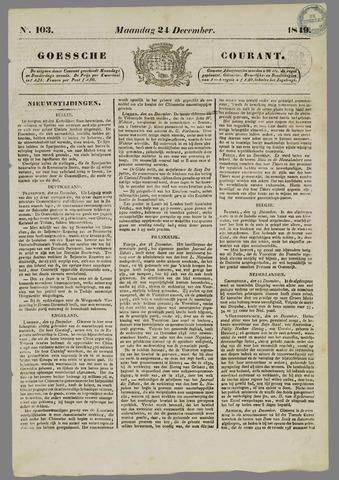 Goessche Courant 1849-12-24