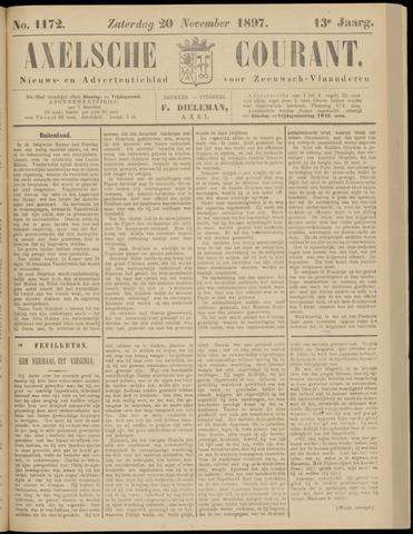 Axelsche Courant 1897-11-20