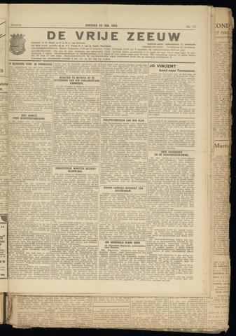 de Vrije Zeeuw 1946-01-22