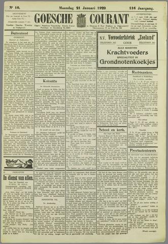 Goessche Courant 1929-01-21